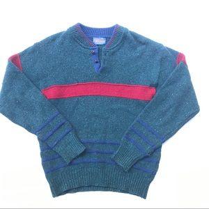 Vintage 1970s Pendleton Wool Pullover